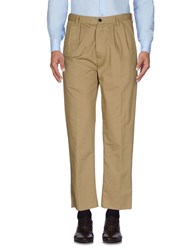 Covert Casual Pants Khaki