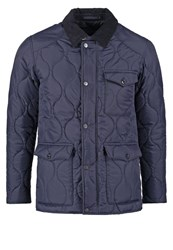 New Man Hunt Light Jacket Navy Dark Blue