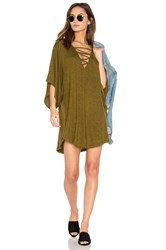 Riller And Fount Spirit Caftan Green