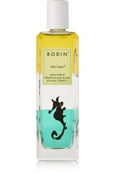 Rodin Luxury Body Oil Sea Kelp And Sambac Colorless