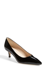 Lk Bennett 'Minu' Patent Leather Pointy Toe Pump Women Black Patent