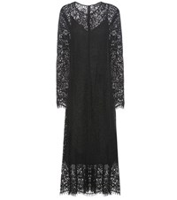By Malene Birger Pure Lace Dress Black