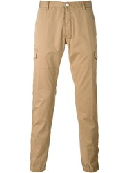 Hydrogen Cargo Pants Nude And Neutrals