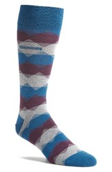 Boss Men's 'Rs Design Diamond' Socks
