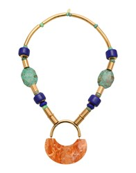 Katerina Psoma Necklaces Orange