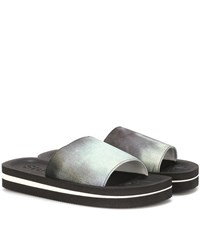 Acne Studios Tania Slides Multicoloured