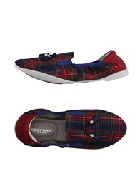 Cocorose London Loafers Blue