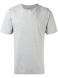 Public School Plain T Shirt Grey