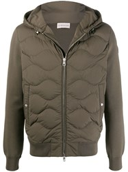 Moncler Zip Front Padded Jacket 60