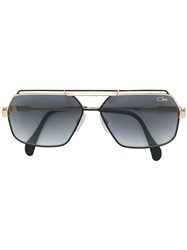 Cazal 7343 Sunglasses Black