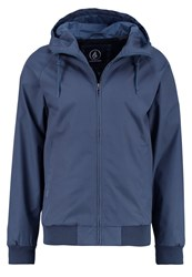 Volcom Raynan Summer Jacket Airforce Blue