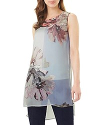 Phase Eight Clara Printed Silk Tunic Multi Coloured