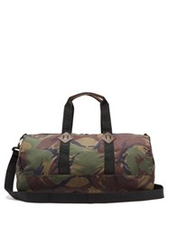 Polo Ralph Lauren Camouflage Print Technical Holdall Camouflage