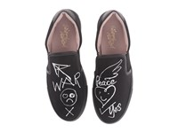 Vivienne Westwood Slip On Trainer Black White