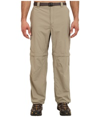 Columbia Silver Ridge Convertible Pant Extended Tusk Men's Workout Beige