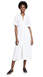 Dl1961 Fire Island Dress Crinkled White