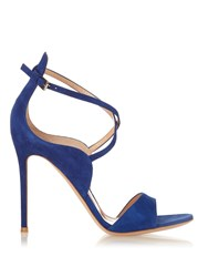 Gianvito Rossi Sisely Suede Sandals