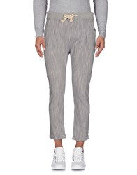 X Cape Casual Pants Grey