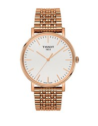 Tissot Rose Goldtone Stainless Steel Link Bracelet Watch