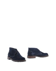 Corneliani Id Ankle Boots Dove Grey