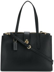 Coach 31026 Liblk Furs And Skins Calf Leather Black