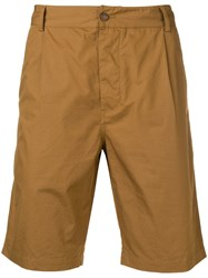 Universal Works Poplin Walk Shorts Neutrals
