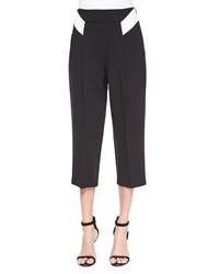 Milly Origami Cropped Pants