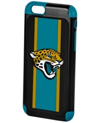 Forever Collectibles Jacksonville Jaguars Iphone 6 Case Black