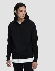 Reigning Champ Fight Night Pullover Hoodie Black