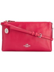 Coach Medium 'Smith' Crossbody Bag Red