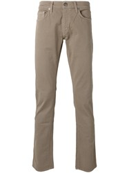 J Brand Tyler Slim Fit Jeans Men Cotton Spandex Elastane 34 Nude Neutrals