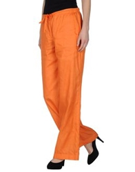 Escada Sport Casual Pants Orange