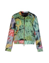 Marco Bologna Coats And Jackets Jackets Women Light Green