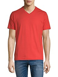 Mpg Short Sleeve Jersey Tee Fiery Red