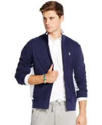 Polo Ralph Lauren Full Zip Interlock Track Jacket