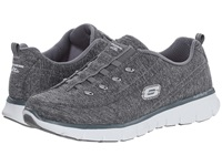 Skechers Synergy Positive Outcome Gray Women's Shoes