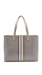 Tory Burch Gemini Link Tote French Grey