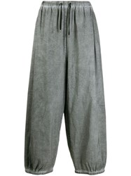 Unconditional Cocoon Track Pants Grey