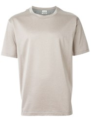Paul Smith Relaxed Fit T Shirt Grey