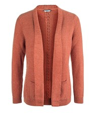 Dash Cable Cardigan Red