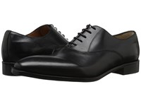 Kenneth Cole Top Coat Black Men's Lace Up Casual Shoes