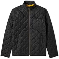 Barbour International Axle Quilted Jacket Black
