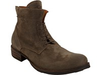 Fiorentini Baker Men's Oiled Lace Up Ankle Boot Grey