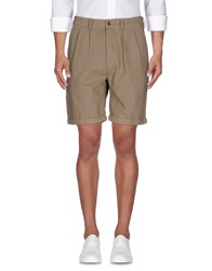 Supremebeing Trousers Bermuda Shorts Military Green