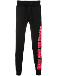 Philipp Plein Rock Pp Track Pants Black