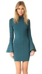 Keepsake Lighthouse Dress Forest Green