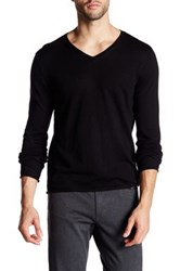 Zadig And Voltaire Ginger Cuff Merino Wool Sweater Black