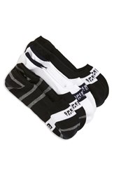 Men's Sperry 'Signature Invisible' Socks Assorted 3 Pack