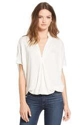 Women's Ella Moss 'Stella' Dolman Sleeve Blouse Natural