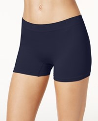 Maidenform Pure Genius Seamless Boyshort 40848 Navy